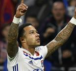 Ligue 1: Depay fires Lyon into Champions League as Troyes go down