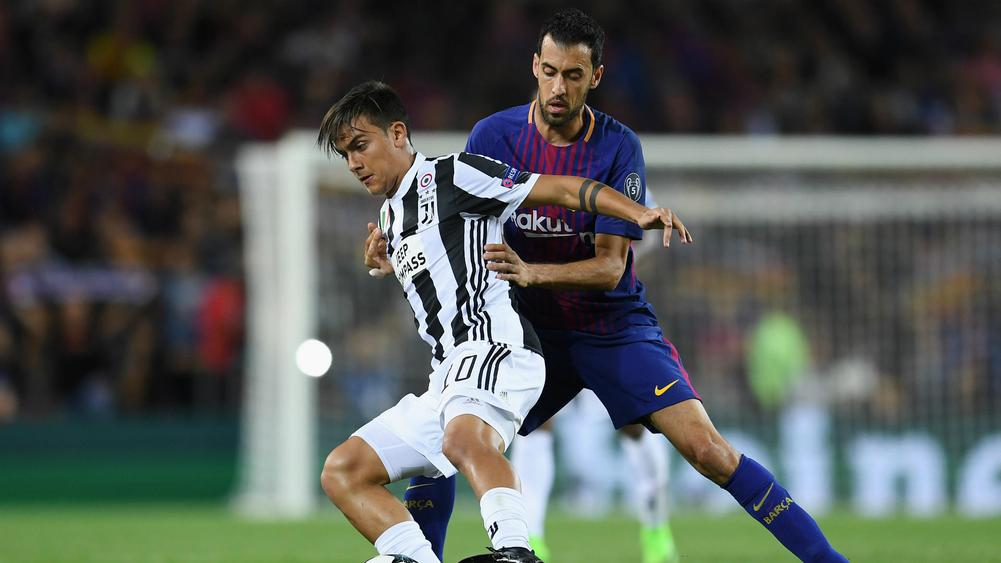 Barcelona crushes Juventus 3-0 at the Champions League