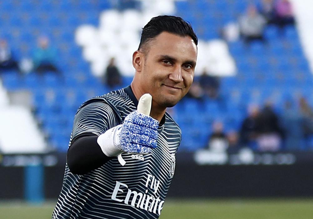 fd16f8853 Report  Real Madrid Set To Send Navas Away In Summer