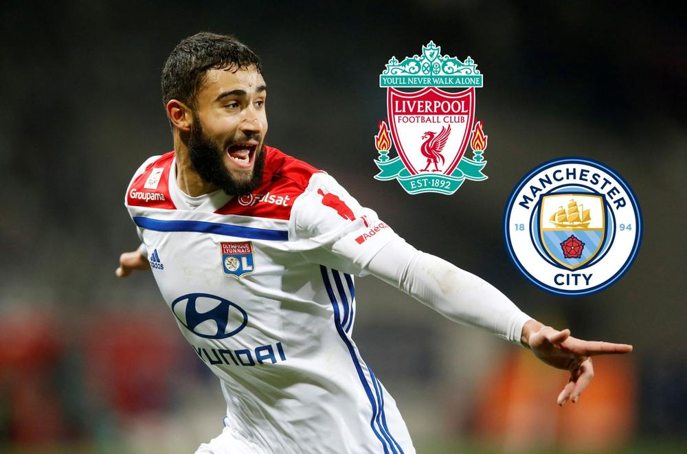 new product 5bc1c 63fea Report: Lyon Will Allow Fekir To Leave