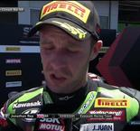 Rea Heads To The Beach With 50 Points in Hand