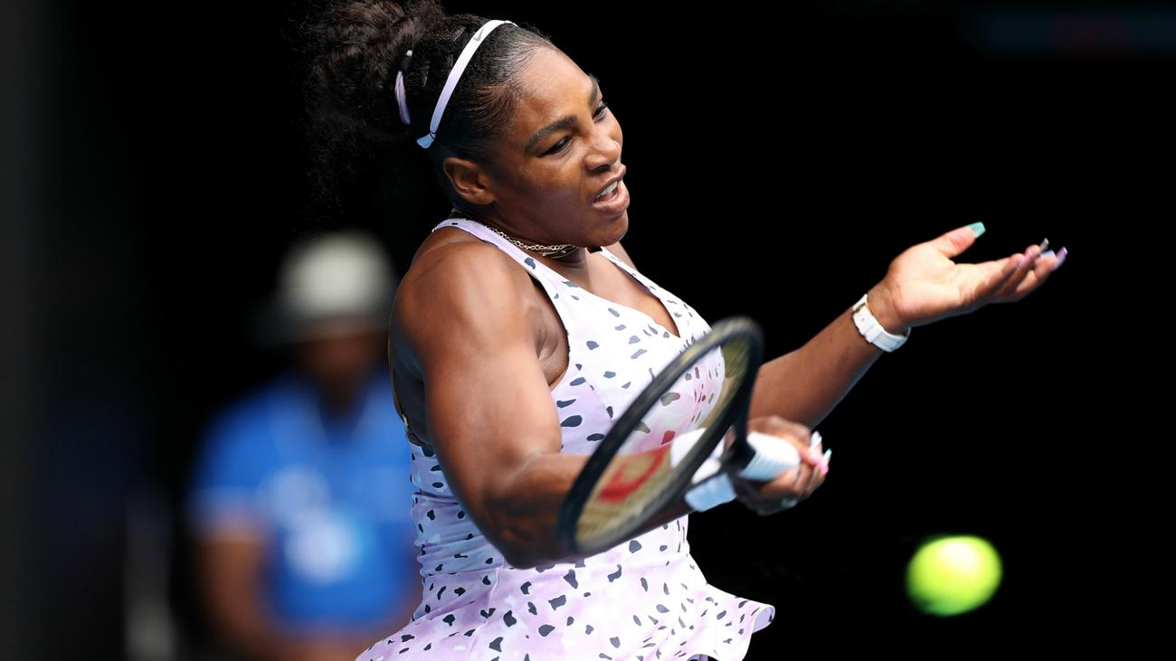 Australian Open 2020 Serena Williams Results And Form Ahead