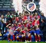 Match Report- UEFA Super Cup- Atletico Madrid 4 Real Madrid 2 (AET)