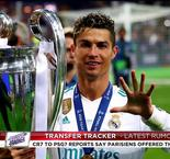The XTRA Transfer Tracker: Cristiano To PSG, Navas To Liverpool And More