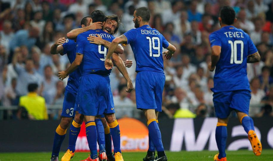 Juventus beat Real Madrid to reach the Champions League final