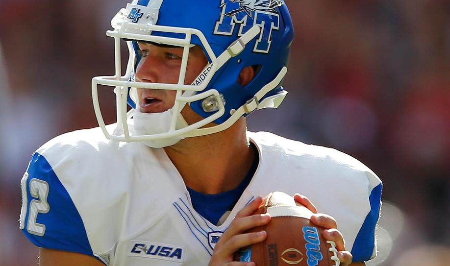5 C-USA Players To Watch: Nick Mullens, Aaron Jones, Taywan Taylor, Trey Hendricksen And Xavier Woods