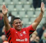 Vunipola out for the season with hamstring injury