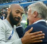 Deschamps encourage Henry