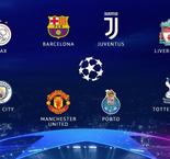 Los cuartos de final de la Champions League