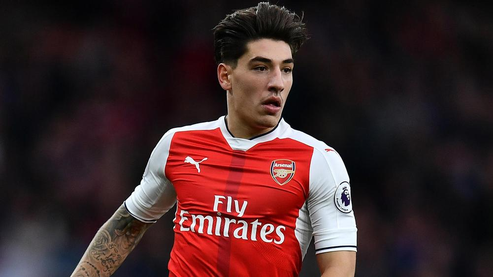 England better than Spain for youth player development - Hector Bellerin