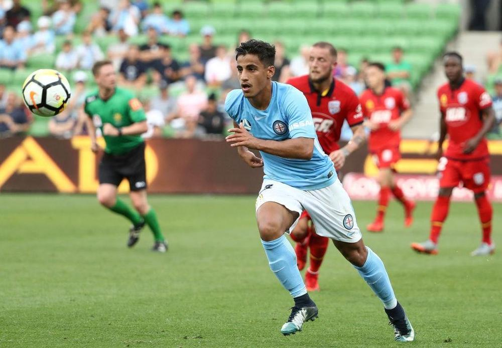 Game-changer Daniel Arzani called into Socceroos' preliminary World Cup squad