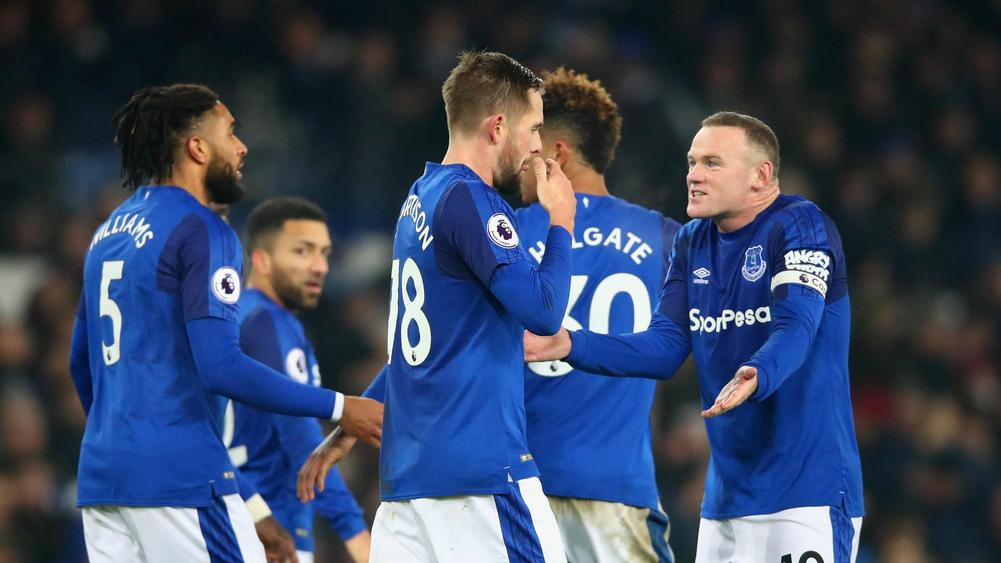 Allardyce reacts to 'brave' Everton after fourth consecutive home win