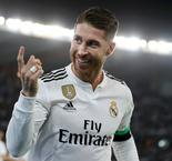 Ramos to stay at Real Madrid after CSL interest