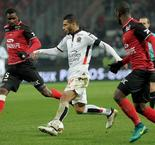 Nice Reclaim Ligue 1 Top Spot After Squeaking By Guingamp