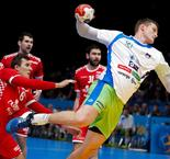 Handball WC 2017 – Slovenia 31 Croatia 30