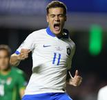 Boos turn to cheers as Coutinho inspires Brazil