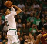 LeBron James' Triple-Double Can't Stop Celtics From Taking 2-0 Series Lead