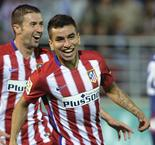 Simeone hails Oliver and Correa impact