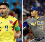 Falcao Dreaming Of Professional Baseball Career