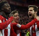 El Sevilla pierde puntos ante el Athletic Club