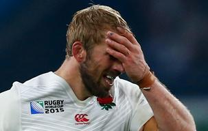 Hosts England out of World Cup