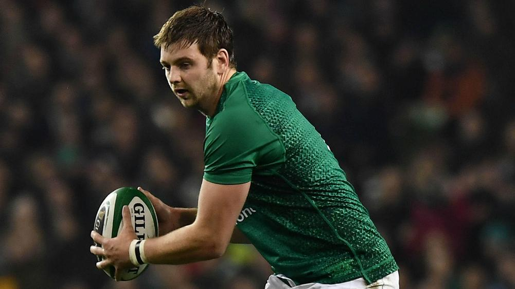 Quinn Roux added to Ireland squad