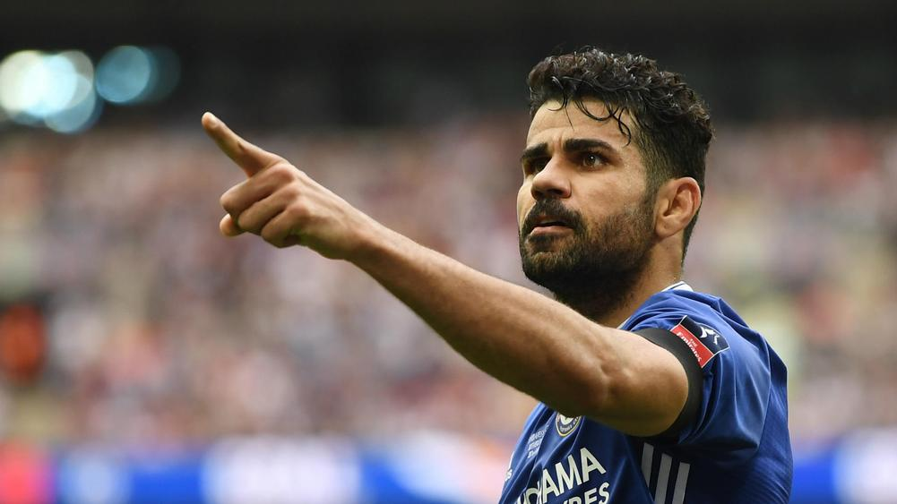 Chelsea descarta a Diego Costa para la Champions League