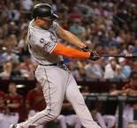 Marlins slugger Stanton rejects trade to Giants