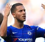 Hazard hat-trick puts Chelsea on top