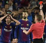 Roberto gets four-game ban after Clasico red card