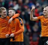 FA Cup - Liverpool 1 Wolves 2