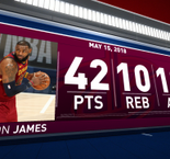 NBA [Focus] Un triple-double de mammouth pour LeBron James