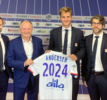 Lyon Sign Joachim Andersen From Sampdoria