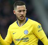 Hazard dismisses reports of Madrid agreement