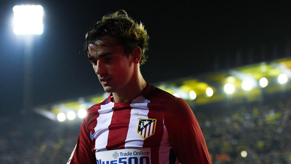 'Why would I want to leave?' - Griezmann on Man Utd speculation