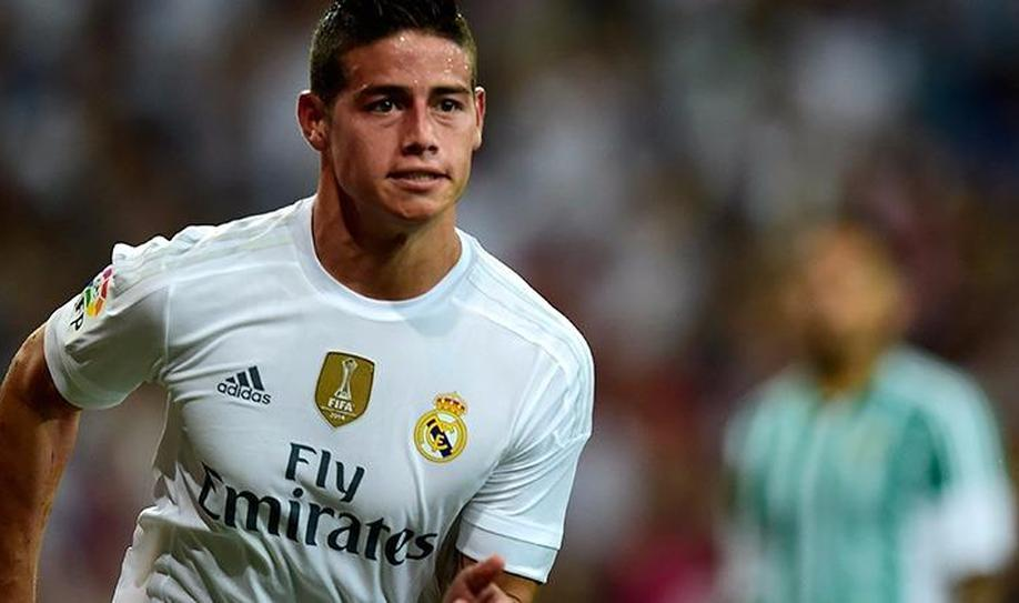 Real Madrid 5-0 Real Betis: James Rodriguez stars with spectacular strikes