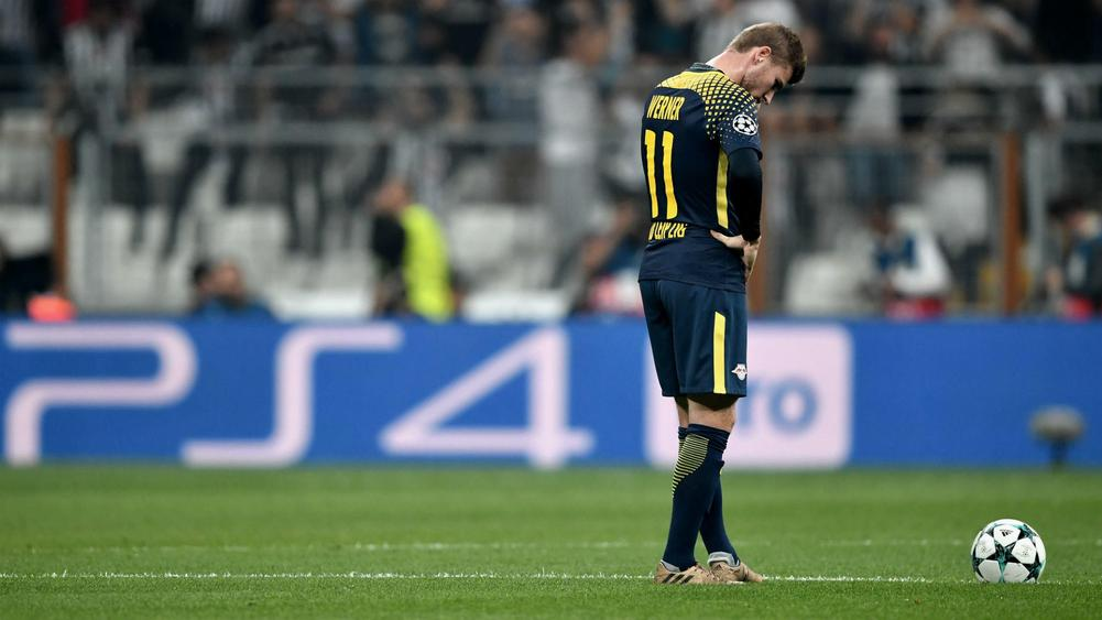 RB Leipzig's Werner 'feeling better' after Besiktas substitution due to crowd noise
