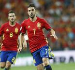 David Villa doubtful for Liechtenstein qualifier