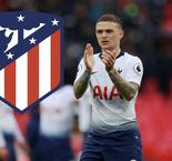 Report: Trippier Traveling To Madrid To Complete Atleti Move