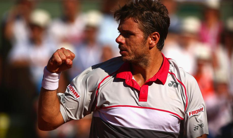 Wawrinka claims pulsating win over Djokovic
