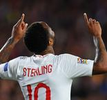 Ending England Drought A 'Beautiful Feeling' For Raheem Sterling
