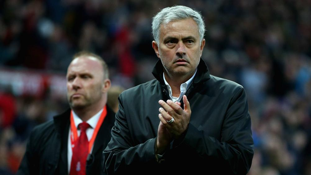 Man United boss Jose Mourinho aims dig at former club Chelsea