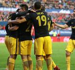 Diego Simeone Delighted as Atletico Madrid Banish Derby Nightmare