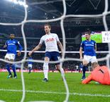 On to the next game for 'proud' Tottenham record-breaker Kane