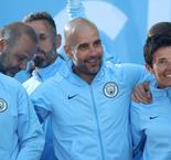 Guardiola 2021: Man City boss rewarded after delivering 100 points and records galore