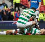 Rogic stars as Celtic routs Rangers in cup