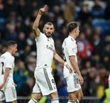 Benzema buoyed by Real Madrid supporters' respect