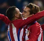 Atleti scrapes through after late drama