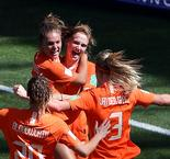 Oranje makes history as Italy misses out