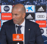 It felt good to be back - Zidane